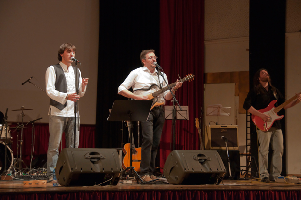 Auditorium 2 pini - Simon and Garfunkel Tribute Band