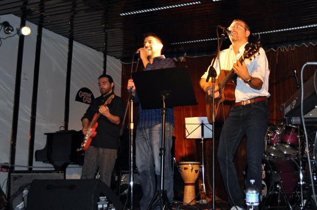 Cotton Club | Simon and Garfunkel tribute band