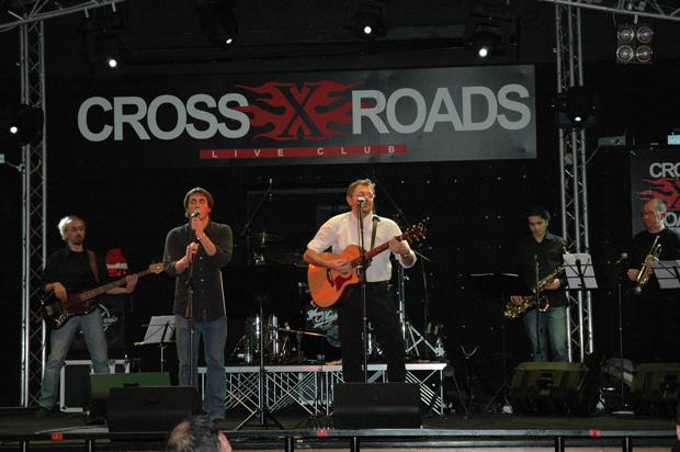 Crossroads - Simon and Garfunkel Tribute Band